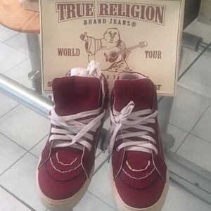 True Religion Men Sneakers